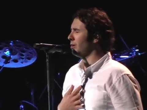 Josh Groban - I believe (when I fall in love...) (30/05/2013 Stadthalle, Vienna)