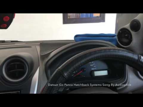 3WAY SOUND QUALITY    Audio Mobil Datsun Go Panca