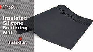 Product Showcase: Insulated Silicone Soldering Mat