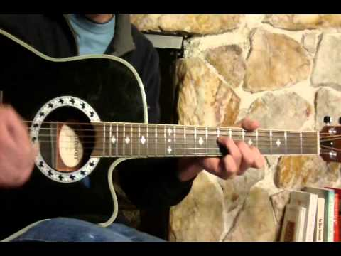 Pancho and Lefty Willie Nelson and Merle Haggard Guitar Lesson