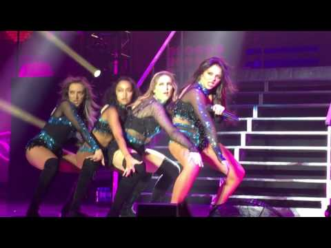 Little Mix–Hair, live in Amsterdam 16-06-2016