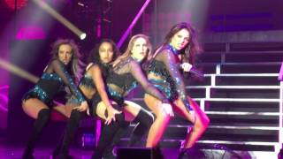 Little Mix–Hair, live in Amsterdam 16-06-2016 HD
