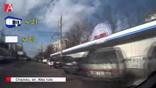Ларьки VS рекламные панно: кто победил на столичном бульваре Алба-Юлия?