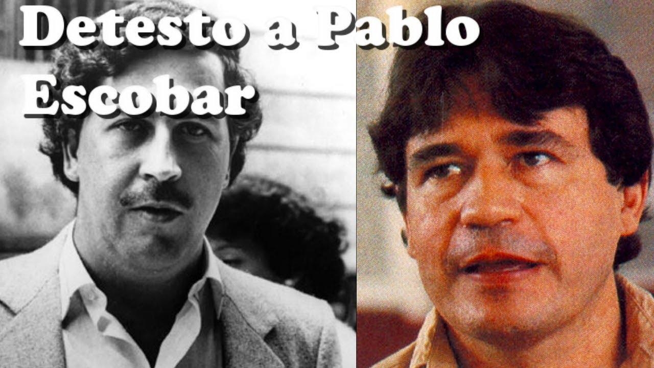 Carlos Ossa Escobar Detail: CARLOS LEHDER, Entrevista Inedita