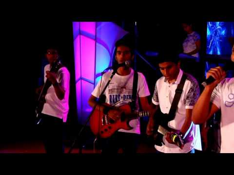 Rhythms College : Grand Finale Flames 2016 : Jayanagar - Orchestra Hindi - Zinda