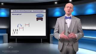 Strategisches Verhalten im BEWERBUNGSPROZESS '15 Minuten Wirtschaftspsychologie' (1080p)