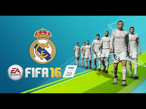 REAL MADRID TO DIVISION 1| FIFA 17 EXCLUSIVE NEWS!