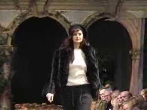 Harvey Nichols fashion show Autumn/Winter 2007