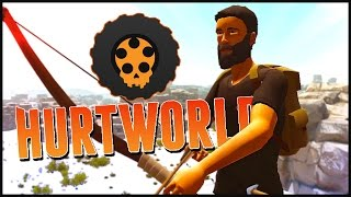 Hurtworld Early Access Gameplay | THE WASTELAND!