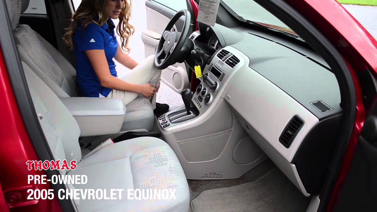 for  2005 chevrolet equinox ls suv - youtube