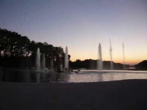 Fountain in Versailles - Fontana a Versailles