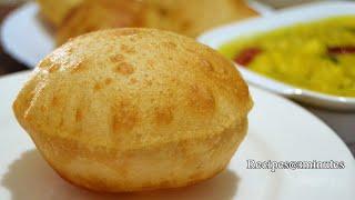 സോഫ്റ്റ് &പഫ്ഫി പൂരിയും കിടിലൻ ഉരുളക്കിഴങ്ങ് മസാലയും👌 /Soft&Puffy Poori Recipe with Potato Masala