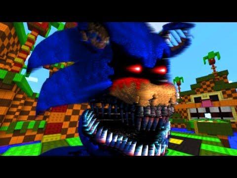 Sonic Animatronic