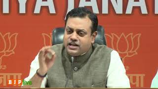 Rahul Gandhi has yet again done a Rahul Gandhi : Dr Sambit Patra on Rahul's speech in Germany