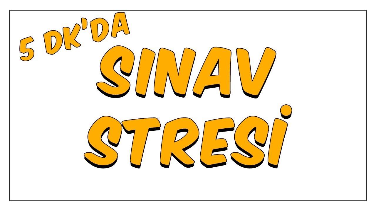 Sınav sonrası stres nasıl atılır