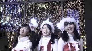 みちのく仙台ORI☆姫隊のクリスマスソングシリーズ NODOCA & KAREN & SEI...