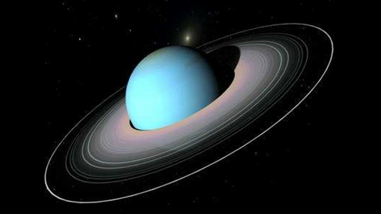 все картинки планета уран с девятью кольцами живописного парка, окружающего