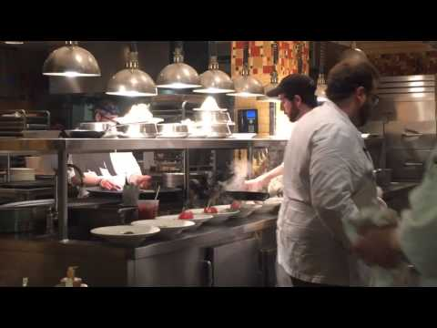 Emeril's In New Orleans - Chef's Table