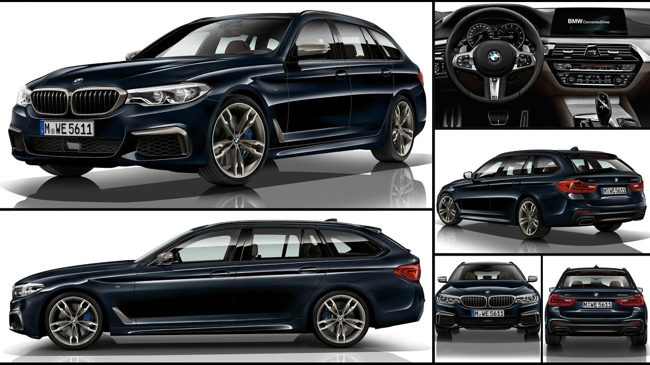 2018 BMW M550d xDrive Touring BMW is now expanding the new ...
