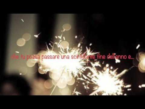 Auguri di Buon Anno Nuovo - Buon Capodanno