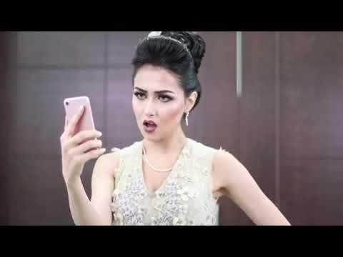 Munisa rizaeva hafa hafa song. Model in UAE