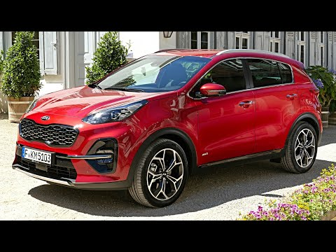 2019 KIA Sportage FACELIFT - Great SUV / ALL-NEW Kia Sportage 2019 (interior, exterior & test drive)