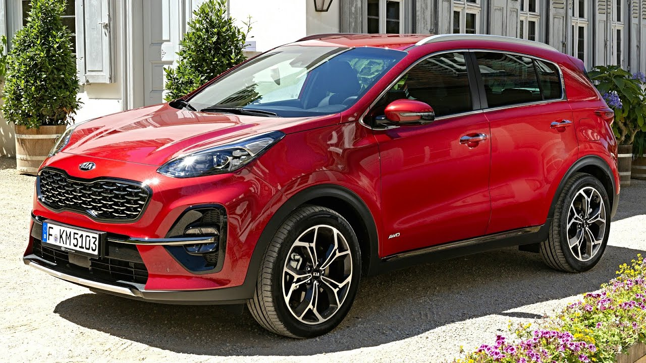 2019 Kia Sportage Facelift Great Suv All New Interior Exterior Test Drive