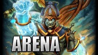 "Osiris Aura Bruiser ""Mystical Mail is Awesome!"" - Arena, SMITE Season 3"