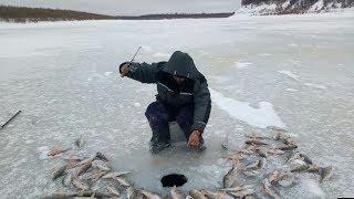 В Кыргызстане мороз Сезон зимней рыбалки открыт