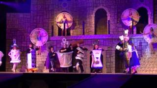 PT Musical 2011 - Beauty & the Beast - Be Our Guest