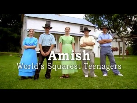 The Amish on Rumspringa - 1 of 4 -  Life in South London