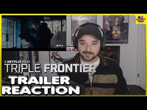 Triple Frontier (2019) Trailer Reaction (Ben Affleck & Oscar Issac)