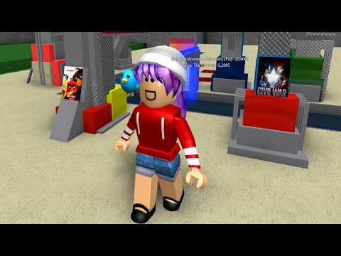 Roblox Build A Movie Theater Tycoon Radiojh Games Youtube