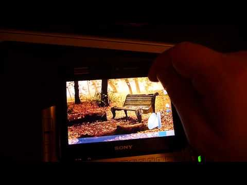 Video showing the sony vaio vgn-ux180p I have up for sale