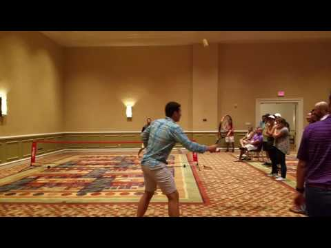 2016 USPTA World Conference u30 36' court tie break cocktail tournament