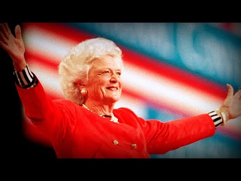Barbara Bush dies at 92