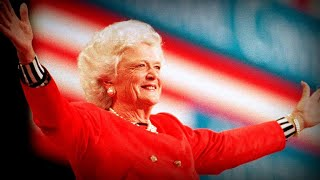 Barbara Bush dies at 92