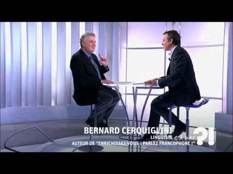 Les trésors de la francophonie... #cadire 15.02.2017