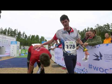 Nokian Tyres WOC 2017: Middle