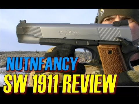 Did California Save This 1911?! S&W 1911