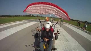 Парапланер Парамотор Трайк Тандем / Paraglider Paramotor Trike Tandem