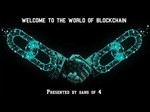 The Blockchain Chain G4 experience