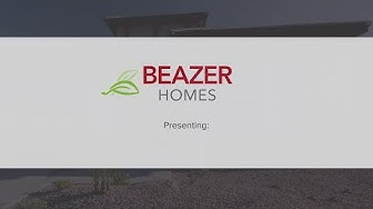 """Beazer Homes 