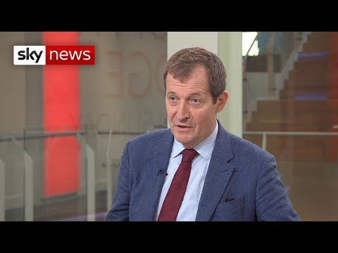 Alastair Campbell: Leavers 'disillusioned' with government's handling of Brexit