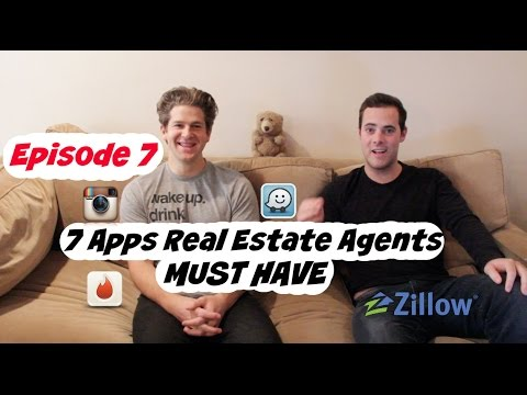 7 Apps Real Estate Agents Must Have (Closing Time with The Broke Agent Ep.7)