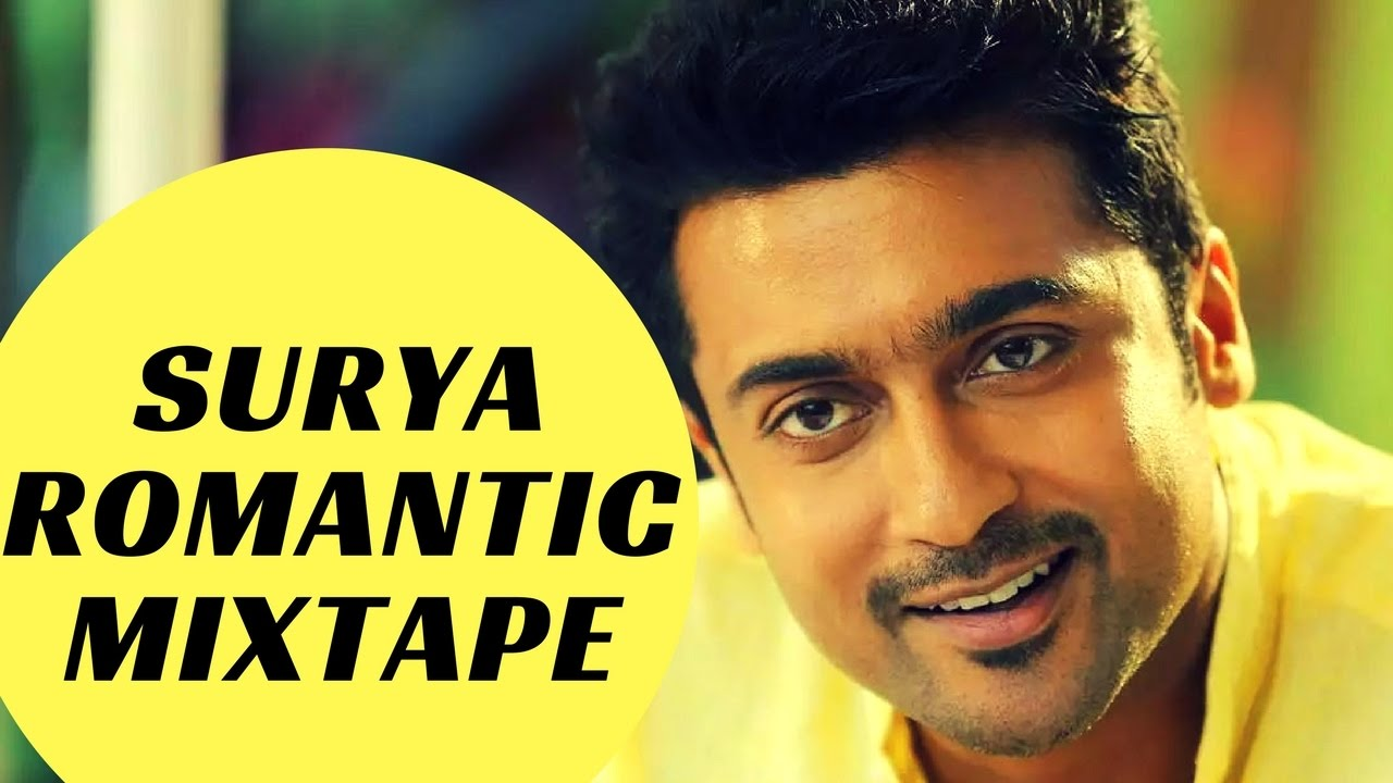 actor surya latest romantic tamil hits songs melody mixtape by dj
