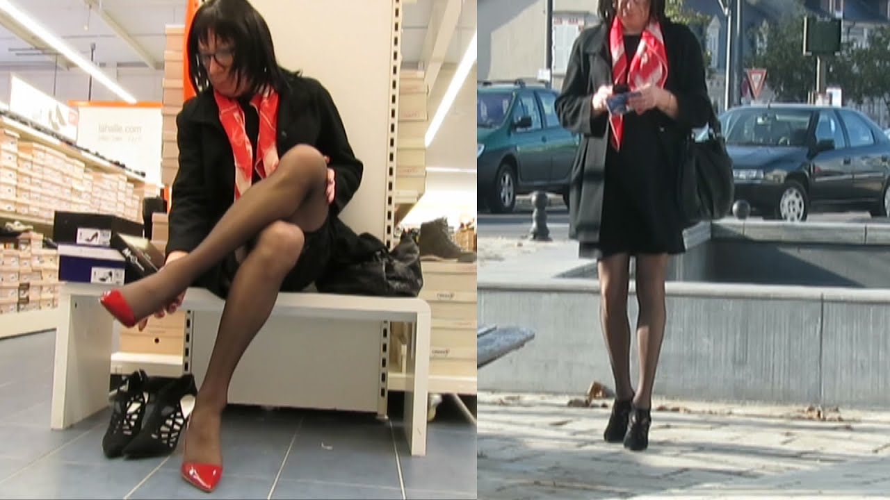 Transvestite going out in public uk