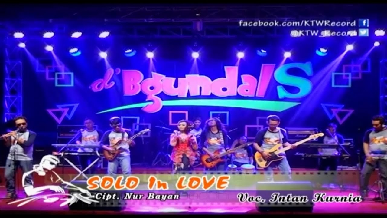 Intan Kurnia - Solo in Love - [Official Video] - YouTube