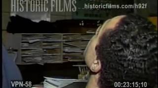 (HOMICIDE PERP) PERP WALK,  90 PRECINCT, BROOKLYN, WILLIAMSBURG - 1988