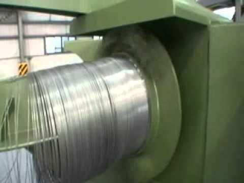 1-2  002 Stainless steel wire manufacturing layout and whole process